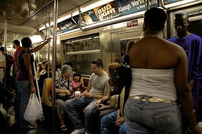 метро, пассажир, обращение