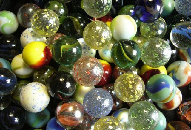 Загадка из детства: зачем все-таки стеклянные шарики