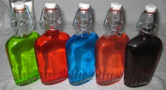 водка, эксперимент,