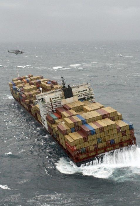 Морские катастрофы (45 фото)