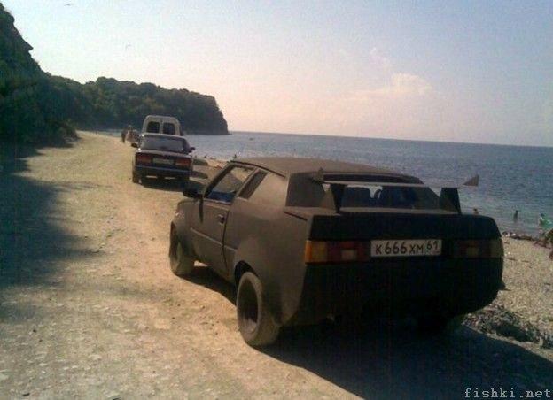 Тюнинг русского автопрома (77 фото)