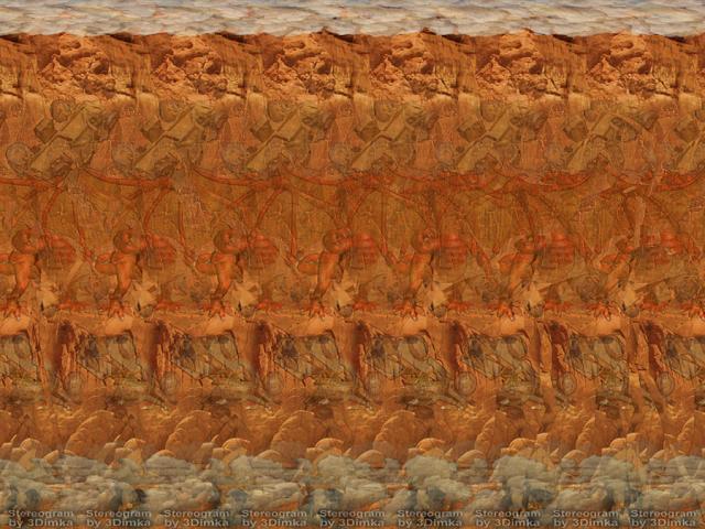 Estereogramas - Imagenes 3D