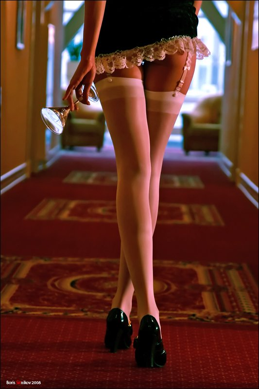 Stockings Playboy (60 фото)