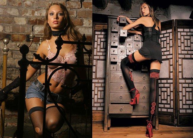 Stockings Playboy (60 фото)