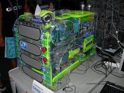 Компьютерные корпуса (74 фото)