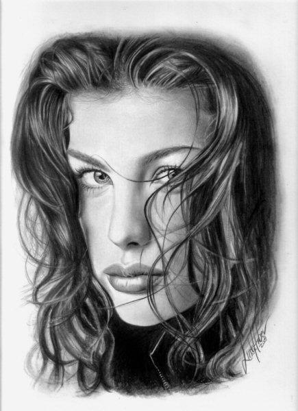 Linda Huber...................... 024_pensil