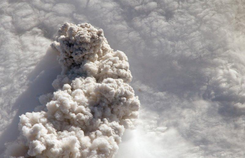 Чили - вулкан Чайтен