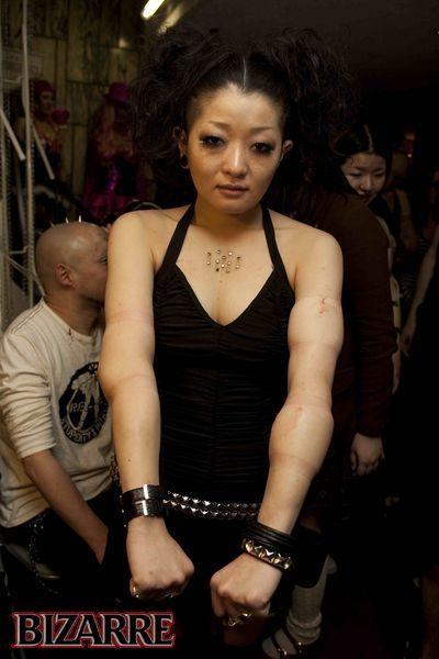 Новая мода в Японии (18 фото)