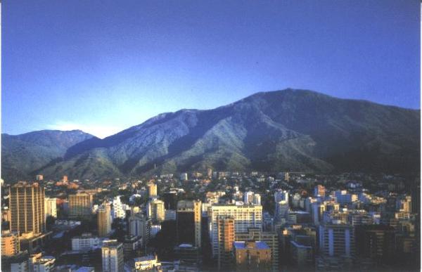 15 место Каракас, Венесуэла (89)