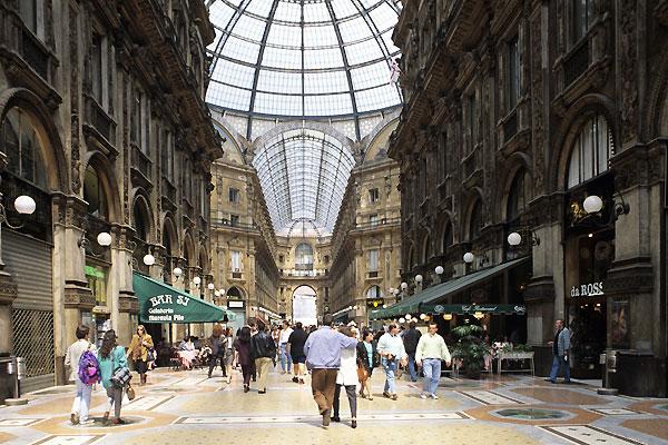 11 место Милан, Италия (10)