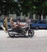 В выходные в Севастополе (1 фото)