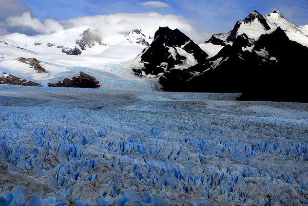 Синий лед (3 фото)
