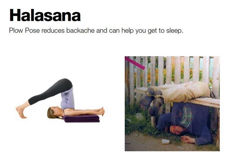 Halasana — Поза Плуга уменьшает боль в пояснице и может помочь вам заснуть