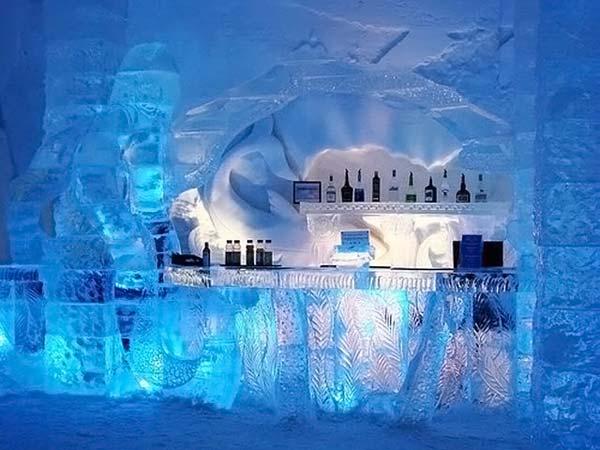 Ледяные бары мира (23 фото)