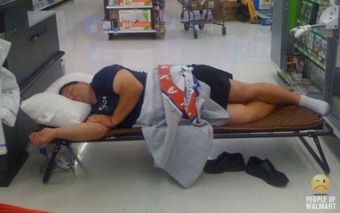 Чудаки в супермаркетах (65 фото)