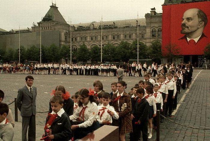 Последние 30 лет СССР через объектив фотоаппарата (90 фото)