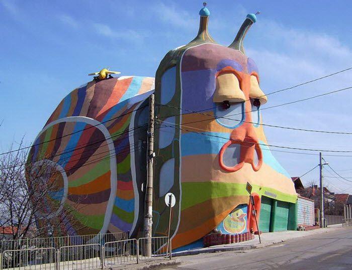 Snail House в Софии