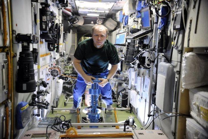 Космонавт сделал фотографии космоса (159 фото)