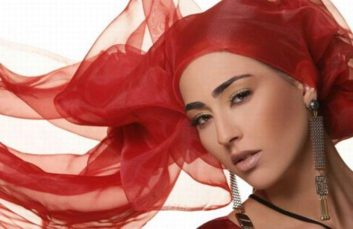 Самая красивая девушка эмиратах