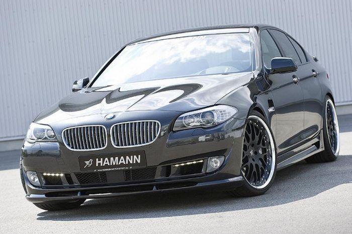 Обвес от Hamann для BMW 5 (F10) (6 фото)