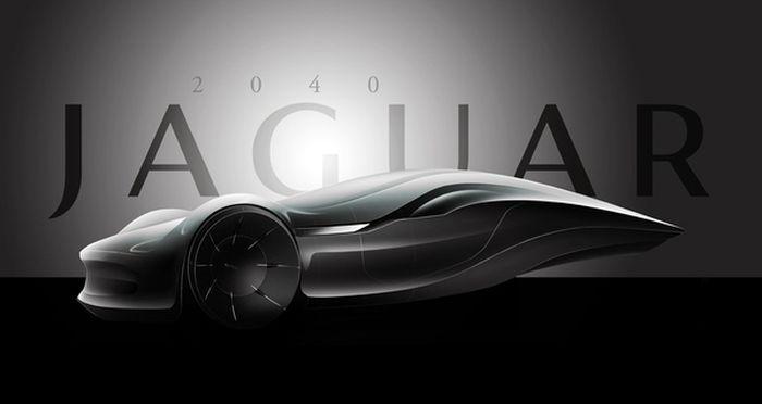 Новый концепт L-type  от Jaguar (11 фото)