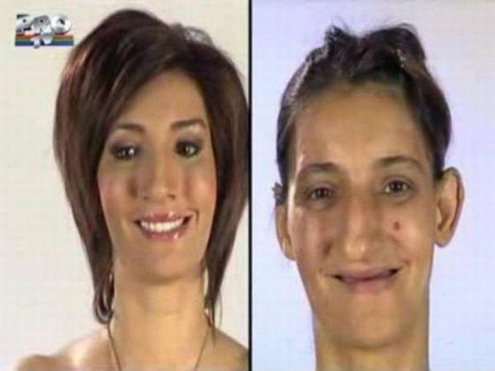 Как менялись женщины во время и после ТВ-шоу (31 фото)