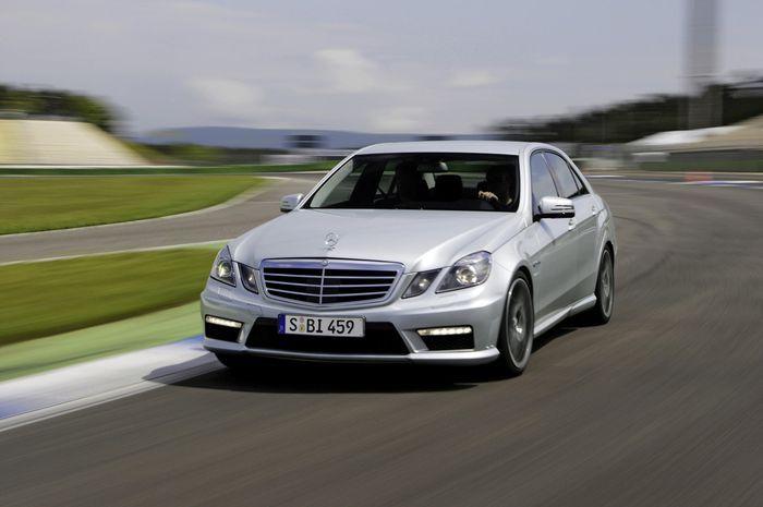 Новые детали для Mercedes-Benz E63 AMG (5 фото)