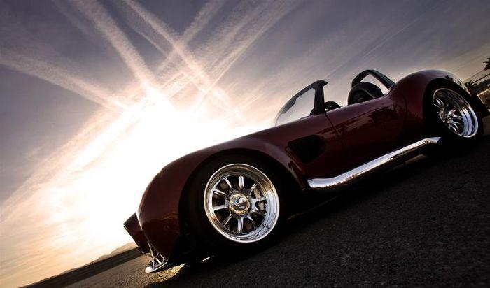 Новый AC Cobra представили публике (40 фото)