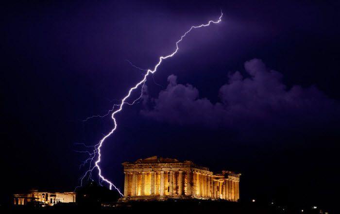 Грозы, штормы и торнадо(36 фото фото)