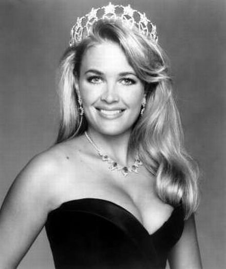2. Miss USA 1992 – Shannon Marketic из Malibu, California