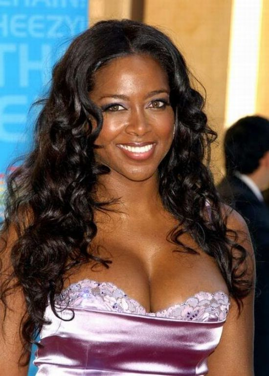 3. Miss USA 1993 – Kenya Moore из Detroit, Michigan