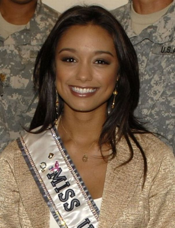 17. Miss USA 2007 – Rachel Smith из Clarksville, Tennessee