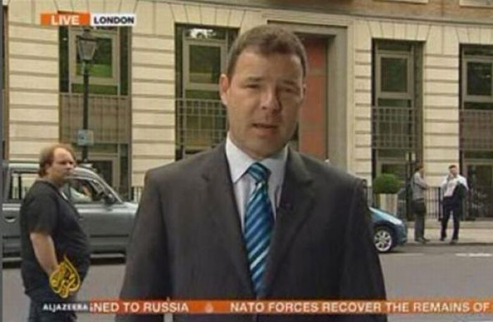 Забавный парень с английского телевидения (25 фото)