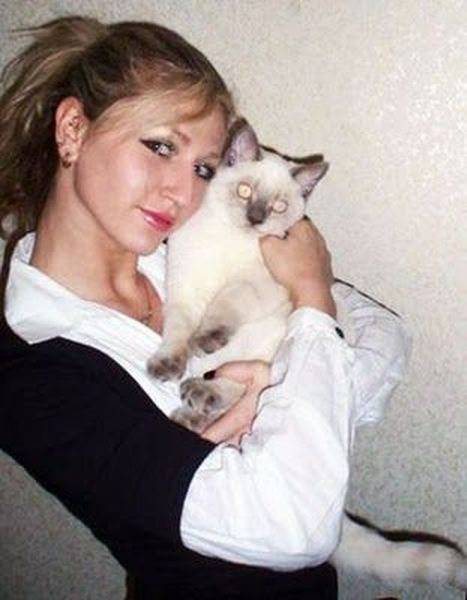 美国捕获俄罗斯美女间谍安娜查普曼身世