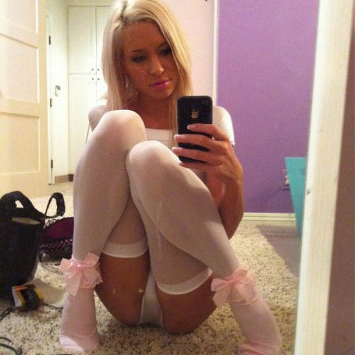 Порно блондинки iphone
