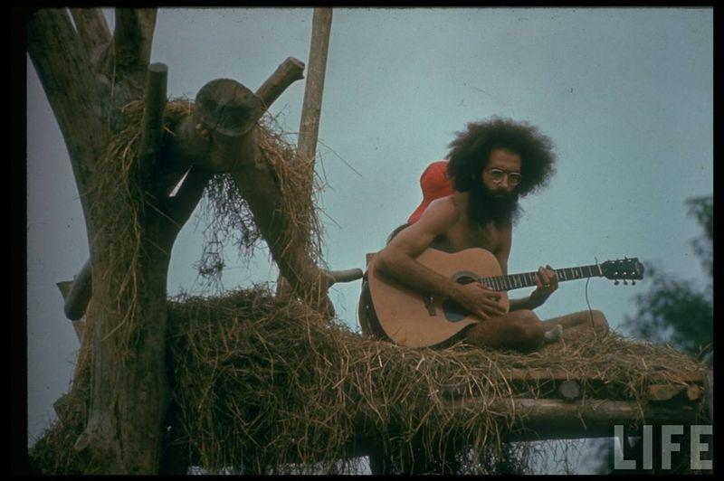 0 4140f  Вудсток 1969 года на снимках журнала Life