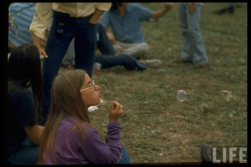 0 4141d  Вудсток 1969 года на снимках журнала Life
