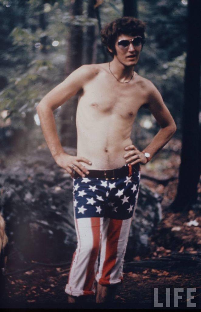 0 4143e  Вудсток 1969 года на снимках журнала Life