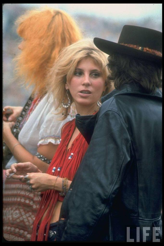 0 4144c  Вудсток 1969 года на снимках журнала Life