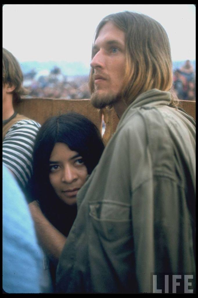 0 41453  Вудсток 1969 года на снимках журнала Life