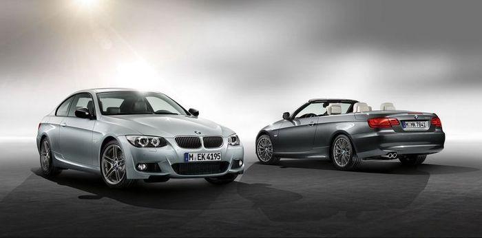 Новые спецкомплектации для BMW 3-серии (7 фото)