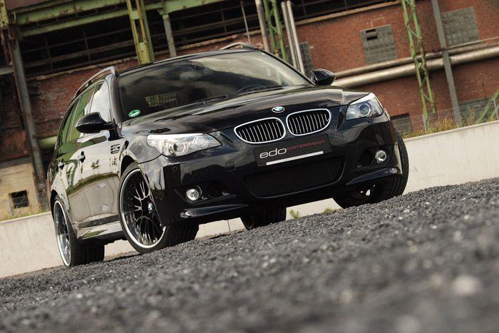 BMW M5 Touring E60 подвергся тюнингу от Edo Competition (26 фото)
