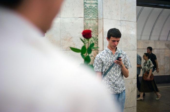 Великая суббота роз (10 фото)