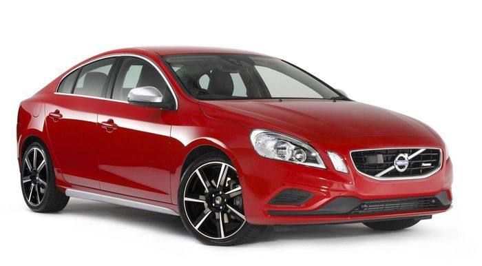 Volvo S60 Performance Project от Polestar и Heico Sportiv (14 фото)