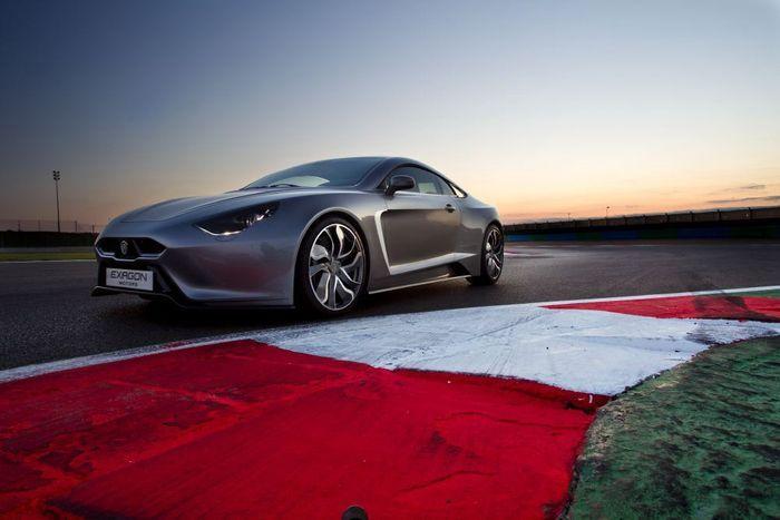 Электрический спорт-кар Furtive e-GT проходит испытания (34 фото+видео)