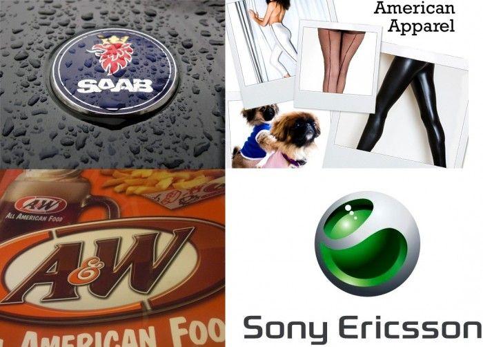 Вымирающие бренды (10 фото + текст)
