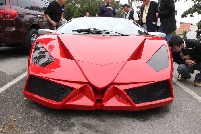 Знаменитую Predator Extreme продают на аукционе (6 фото+видео)