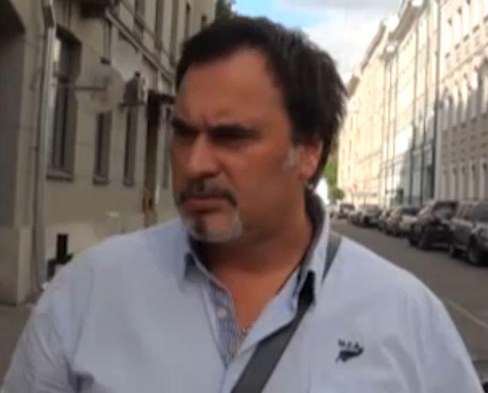 Меладзе устроил погоню и драку в центре Москвы (3 фото + 3 видео)