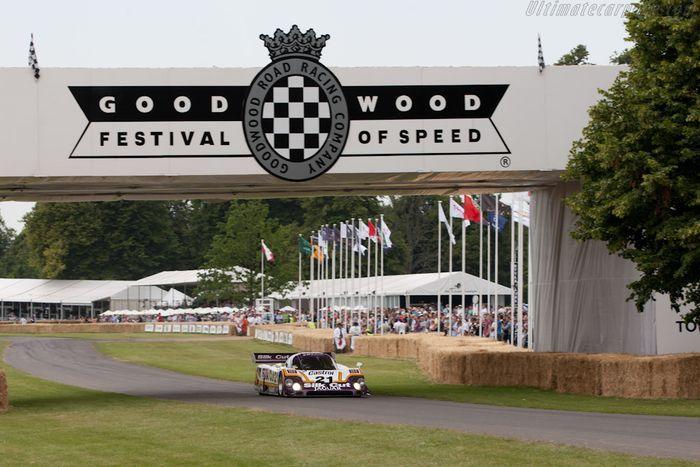 Фотоотчет с Goodwood Festival of Speed (132 фото)