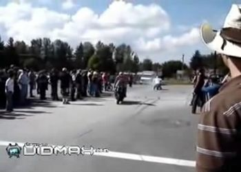 Несчастный случай на стант-райдинге
